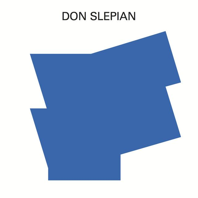 Don Slepian RECORDINGS 1971-1983 Vinyl Record