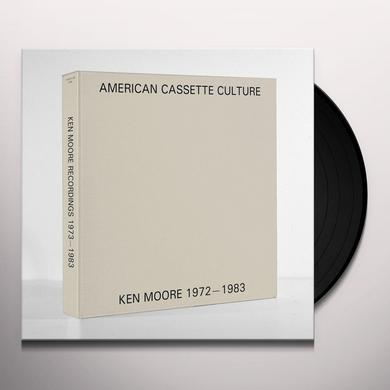 Ken Moore ANVIL CREATIONS: RECORDINGS 1972-1983 Vinyl Record