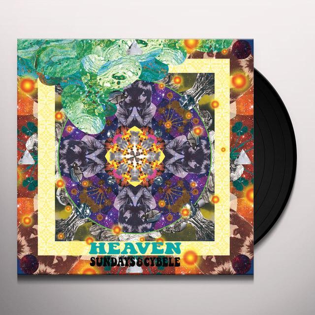SUNDAYS & CYBELE HEAVEN Vinyl Record