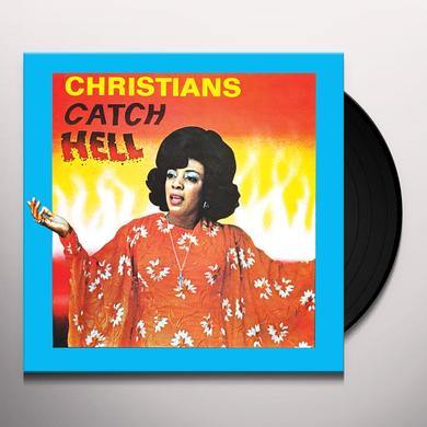 CHRISTIANS CATCH HELL: GOSPEL ROOTS 1976-79 / VAR Vinyl Record