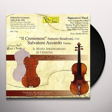 Salvatore Accardo IL CREMONESE Vinyl Record - Italy Import