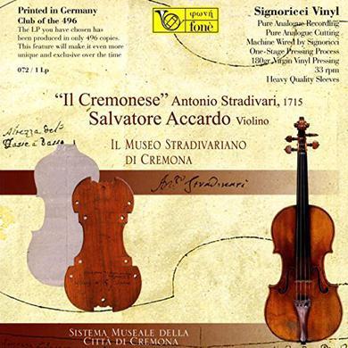 Salvatore Accardo IL CREMONESE Vinyl Record