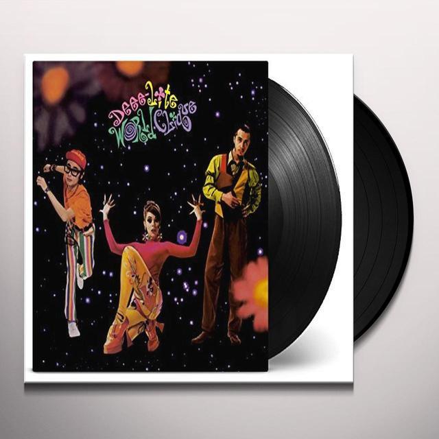 Deee-Lite WORLD CLIQUE Vinyl Record - Holland Import