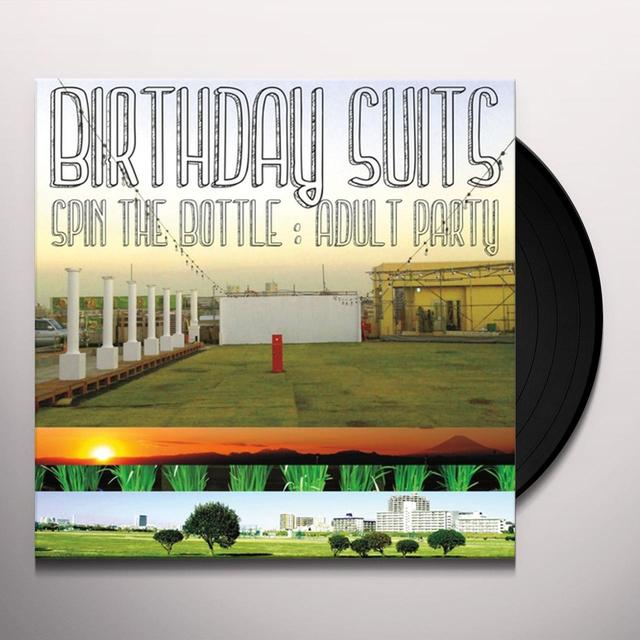 Birthday Suits SPIN THE BOTTLE: ADULT PARTY Vinyl Record