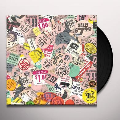 PURPLE SEVEN GARDEN EYES Vinyl Record