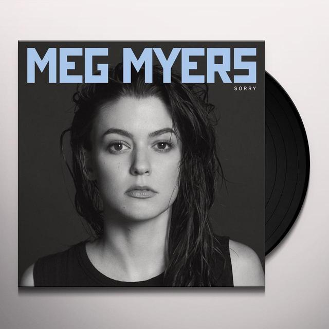 Meg Myers SORRY Vinyl Record