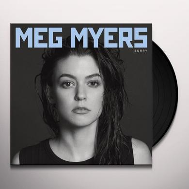 Meg Myers SORRY (BONUS CD) Vinyl Record