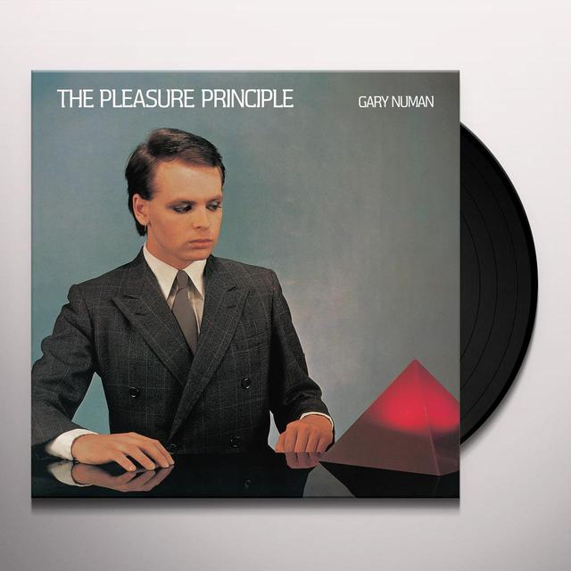Gary Numan PLEASURE PRINCIPLE Vinyl Record