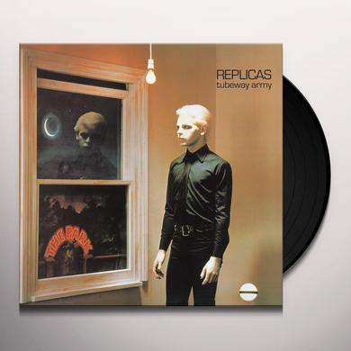 Gary Numan REPLICAS Vinyl Record