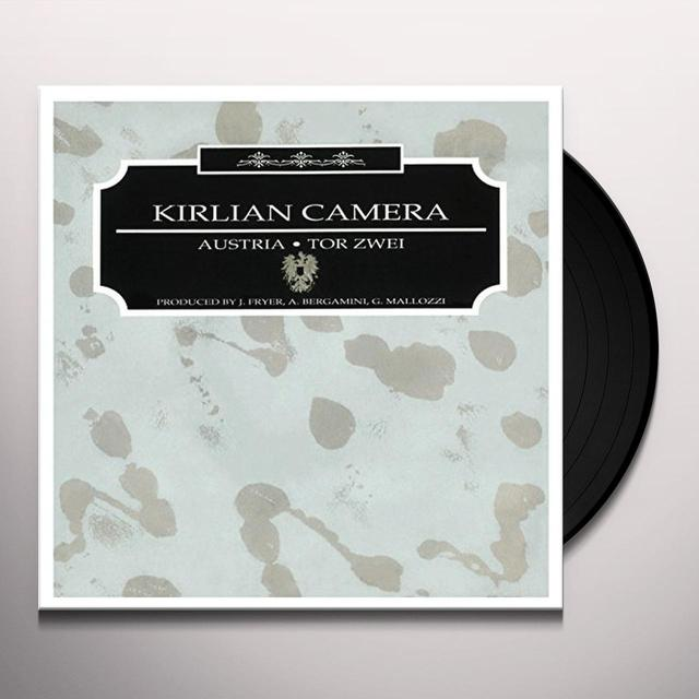 Kirlian Camera AUSTRIA Vinyl Record