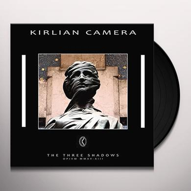 Kirlian Camera THREE SHADOWS Vinyl Record