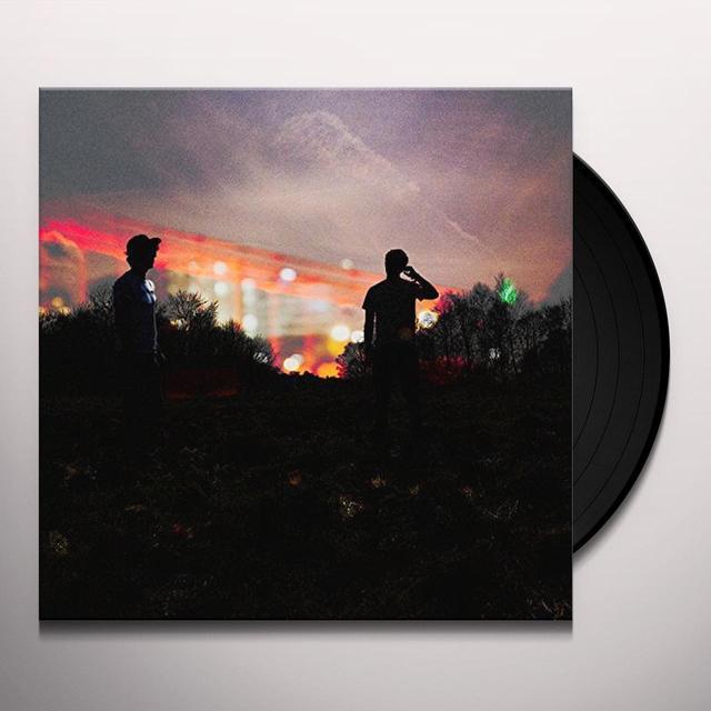 Man Of Moon ROAD / THIS WORLD Vinyl Record - Black Vinyl, Digital Download Included
