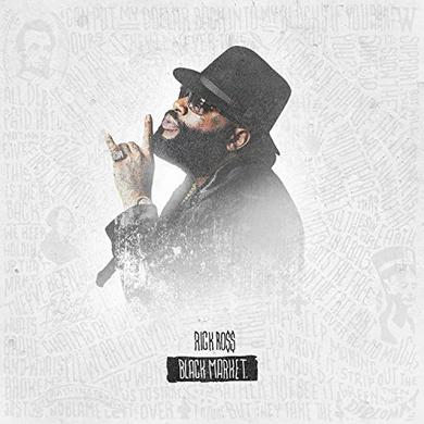 Rick Ross BLACK MARKET CD
