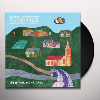 Standard Fare OUT OF SIGHT OUT OF TOWN Vinyl Record - Black Vinyl, Digital Download Included