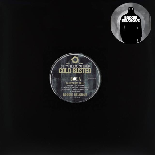 Boogie Belgique BLUEBERRY HILL Vinyl Record