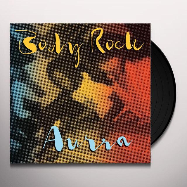 Aurra BODY ROCK Vinyl Record