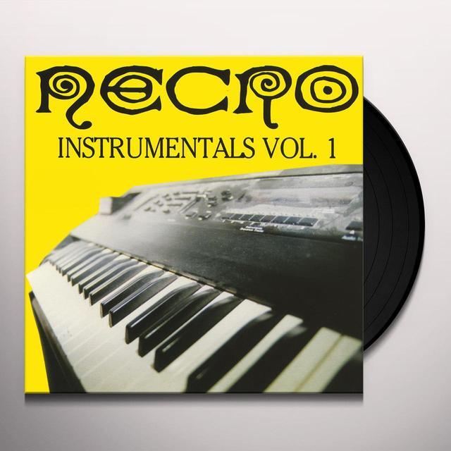 Necro INSTRUMENTALS 1 Vinyl Record