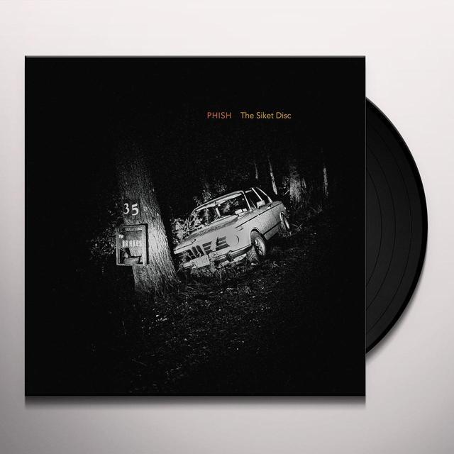 Phish SIKET DISC Vinyl Record - 180 Gram Pressing