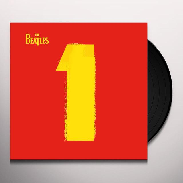 The Beatles 1 Vinyl Record
