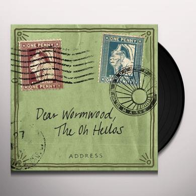 OH HELLOS DEAR WORMWOOD (BONE & BEER) Vinyl Record