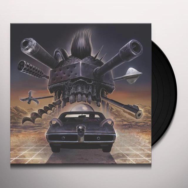 Claudio Simonetti NEW BARBARIANS / O.S.T. Vinyl Record