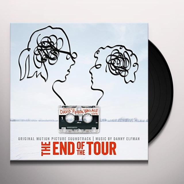 END OF THE TOUR / O.S.T. Vinyl Record