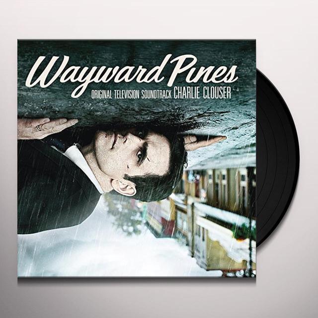 Charlie Clouser WAYWARD PINES - O.S.T. Vinyl Record