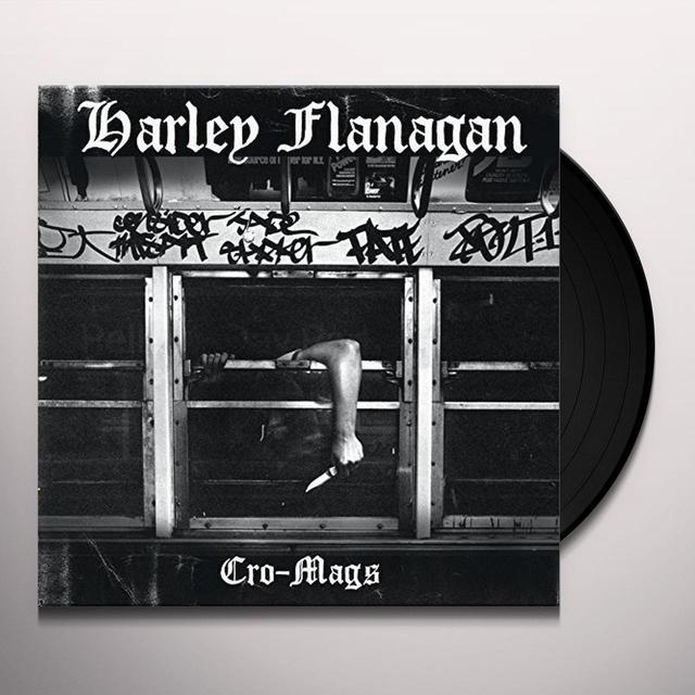 Harley Flanagan CRO-MAGS Vinyl Record