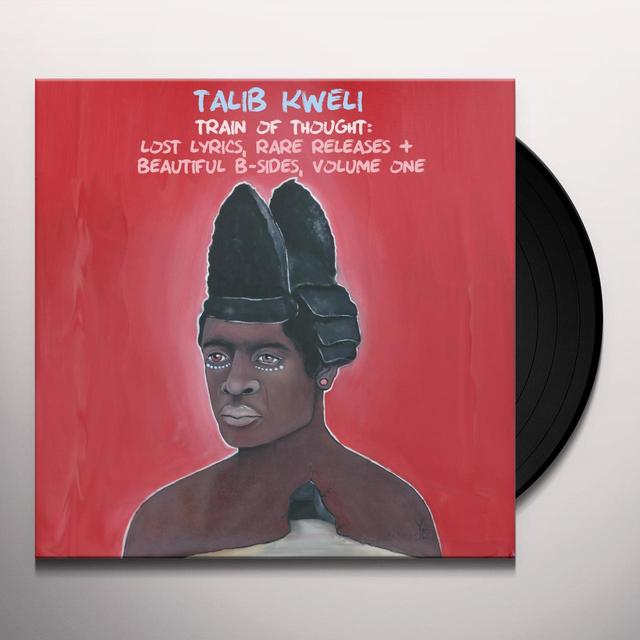 Talib Kweli LOST LYRICS RARE RELEASES & BEAUTIFUL B-SIDES Vinyl Record