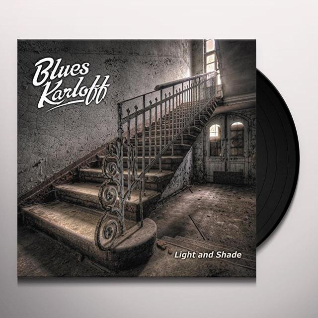 BLUES KARLOFF LIGHT & SCALE Vinyl Record