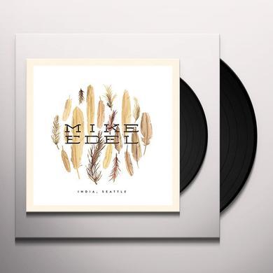 Mike Edel INDIA SEATTLE Vinyl Record
