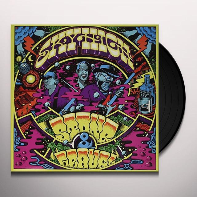 SKY HIGH STONE & GRAVEL Vinyl Record