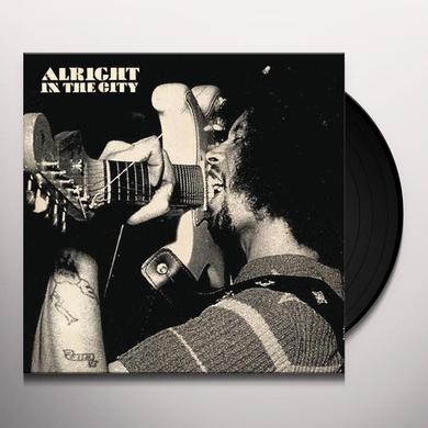 ALRIGHT IN THE CITY / VARIOUS (AUS) ALRIGHT IN THE CITY / VARIOUS Vinyl Record - Australia Import