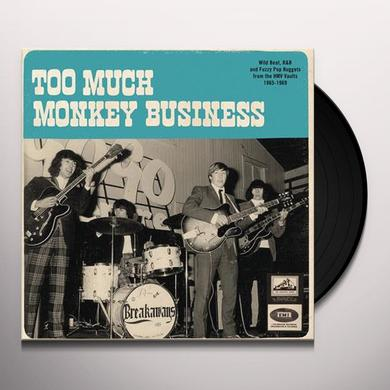 TOO MUCH MONKEY BUSINESS / VARIOUS (AUS) TOO MUCH MONKEY BUSINESS / VARIOUS Vinyl Record - Australia Import