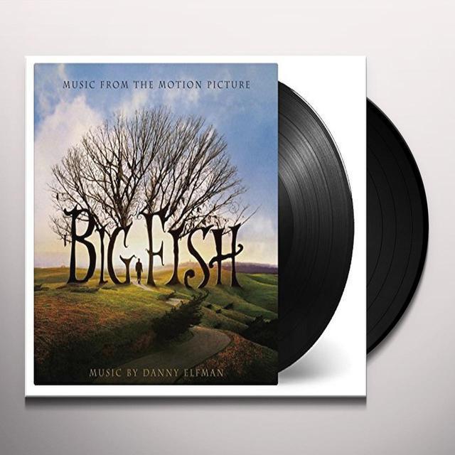 BIG FISH / O.S.T. (HOL) BIG FISH / O.S.T. Vinyl Record - Holland Import