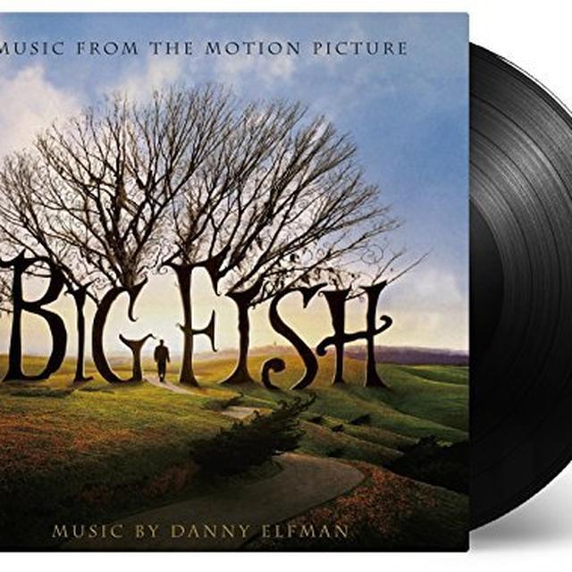 BIG FISH / O.S.T. (HOL) BIG FISH / O.S.T. Vinyl Record
