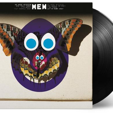 Mew NO MORE STORIES ARE TOLD TODAY Vinyl Record