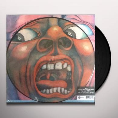 King Crimson IN THE COURT OF THE CRIMSON KING (PICTURE DISC) Vinyl Record