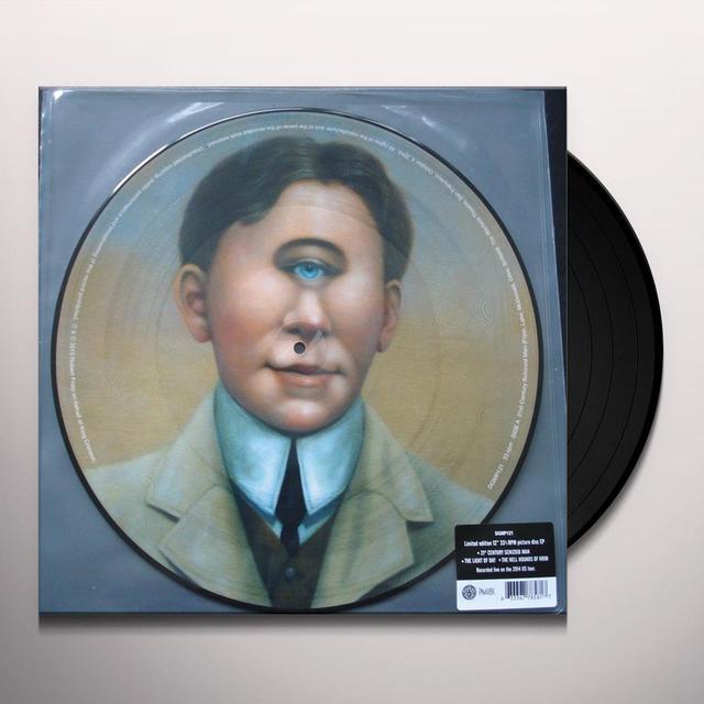 King Crimson 2014 LIVE EP (PICTURE DISC) Vinyl Record - UK Import