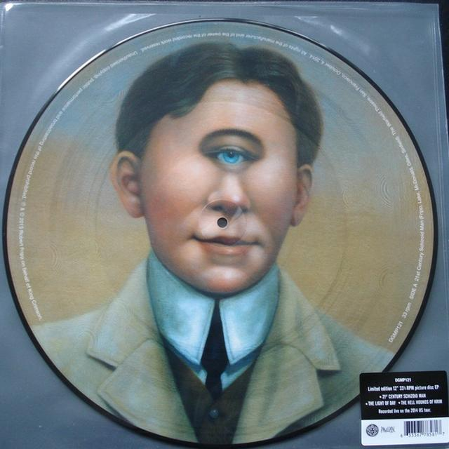 King Crimson 2014 LIVE EP (PICTURE DISC) Vinyl Record - UK Release