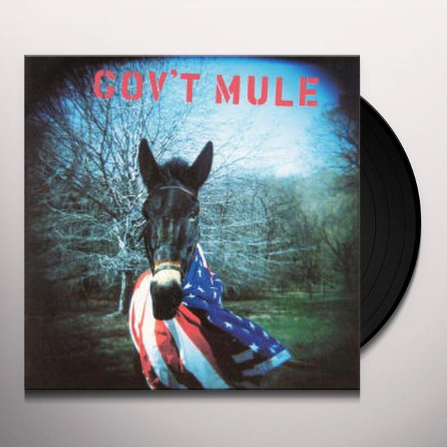 GOVT MULE Vinyl Record - UK Import