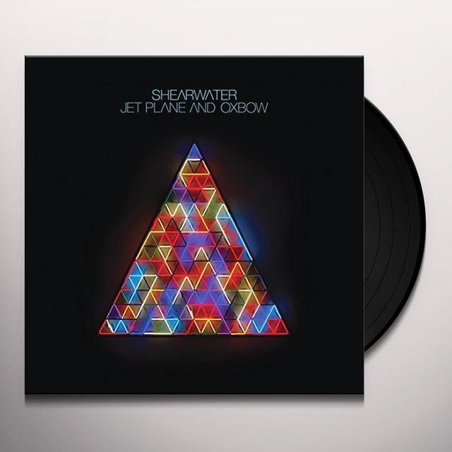 Shearwater JET PLANE & OXBOW Vinyl Record - UK Import