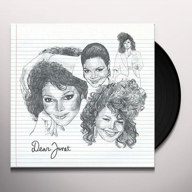 DEAR JANET / VARIOUS (UK) DEAR JANET / VARIOUS Vinyl Record - UK Import
