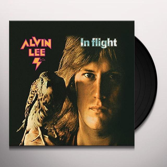 Alvin Lee & Co IN FLIGHT Vinyl Record - UK Import