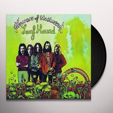Leaf Hound GROWERS OF MUSHROOM Vinyl Record - UK Import