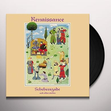 RENAISSANCE SCHEHERAZADE & OTHER STORIES Vinyl Record - UK Import