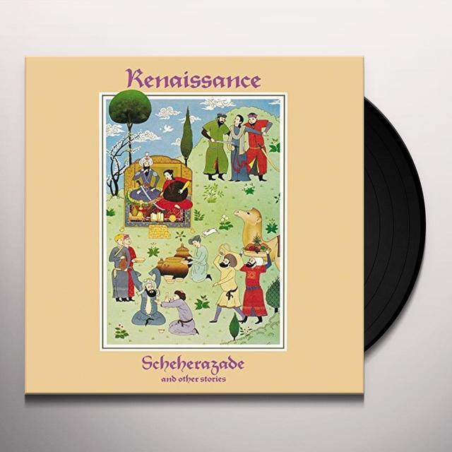 RENAISSANCE SCHEHERAZADE & OTHER STORIES Vinyl Record - UK Import