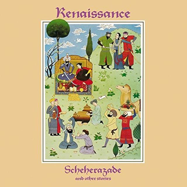 RENAISSANCE SCHEHERAZADE & OTHER STORIES Vinyl Record