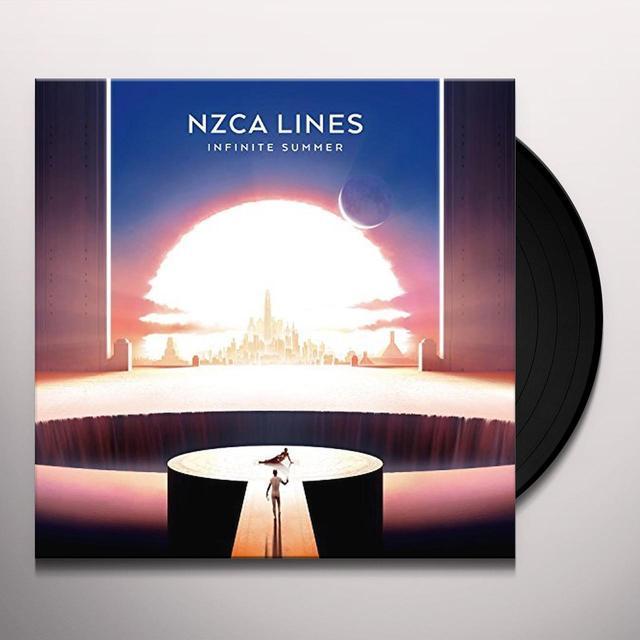 NZCA LINES INFINITE SUMMER Vinyl Record - UK Release