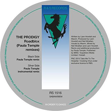 The Prodigy ROADBLOX PAULA TEMPLE REMIXES Vinyl Record